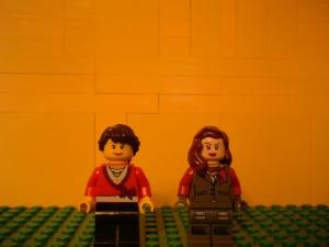 Wren and Finch