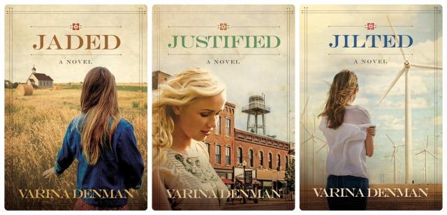 Varina Denman Mended Hearts covers
