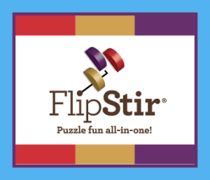 Flip Stir logo