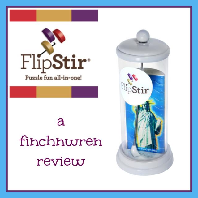 FlipStir Banner graphic