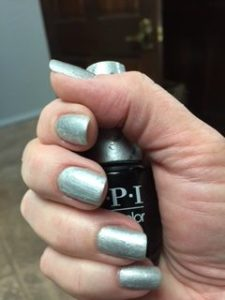 OPI the light of the moon
