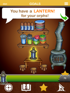 Orphs Goals 2 App