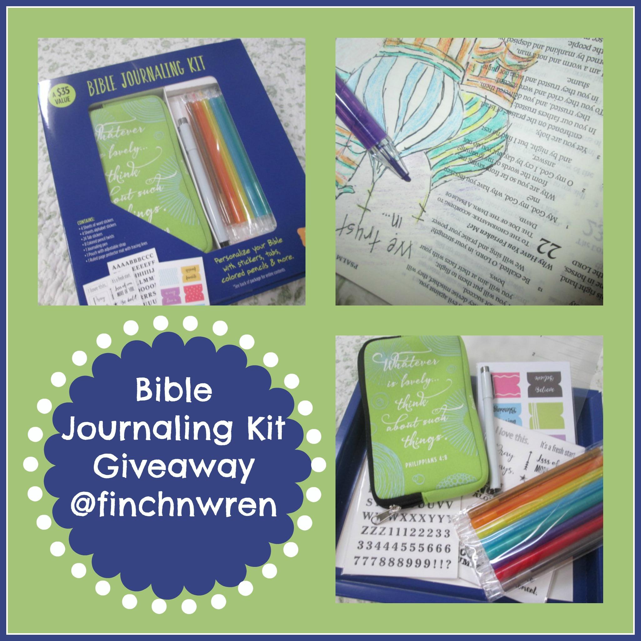 Bible Journaling Kit Banner 2