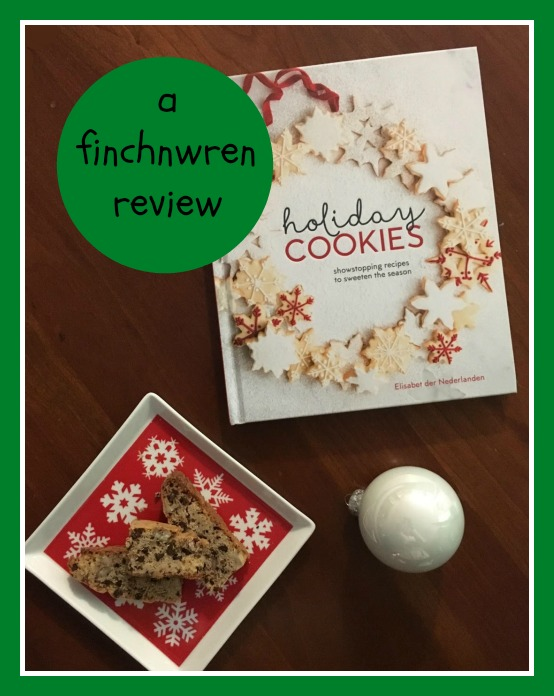 Holiday Cookies A Review Finchnwren